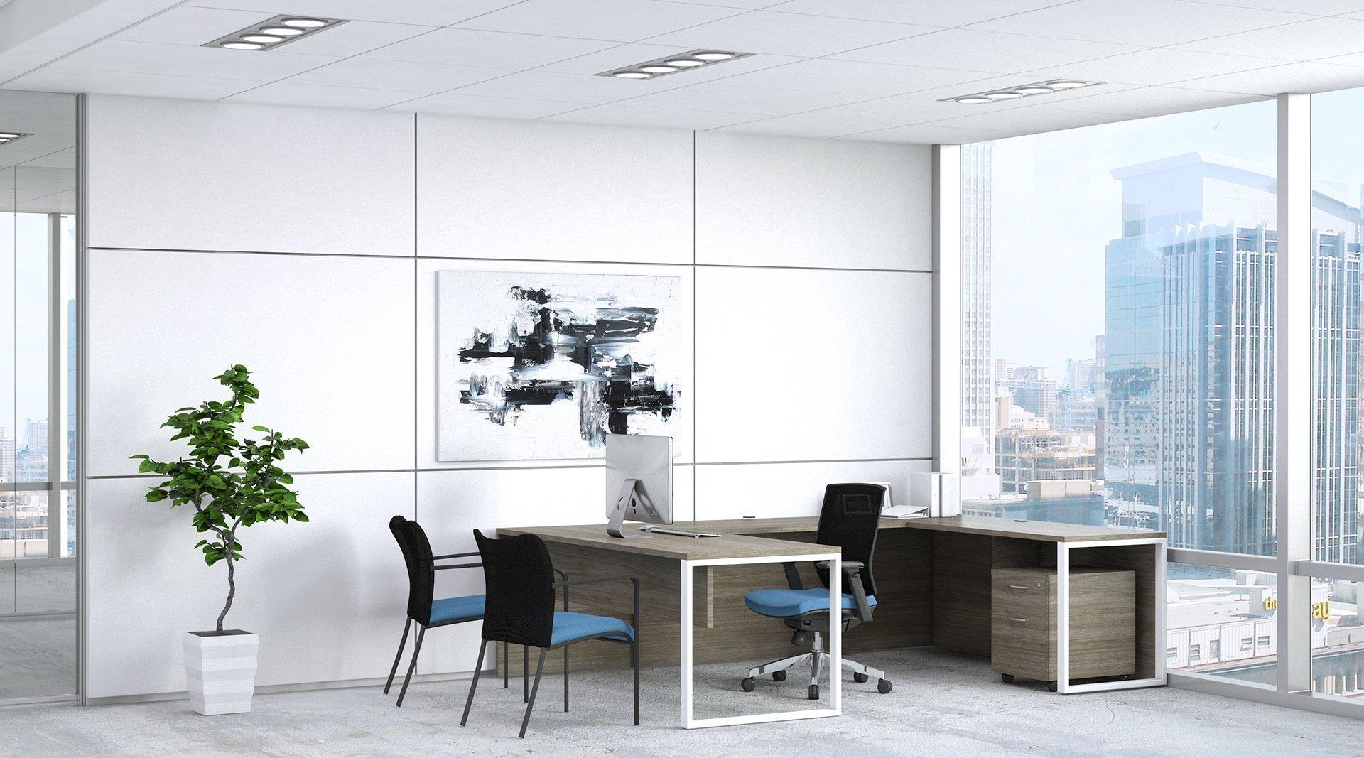Office Desk Suite