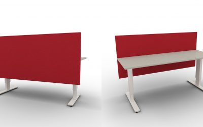 "New ""All in one"" office desk divider screen by würk set to launch"