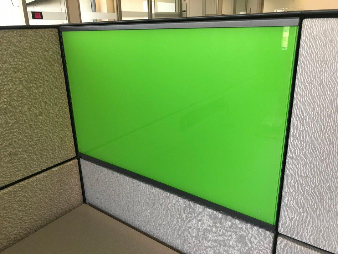 Glass marker board