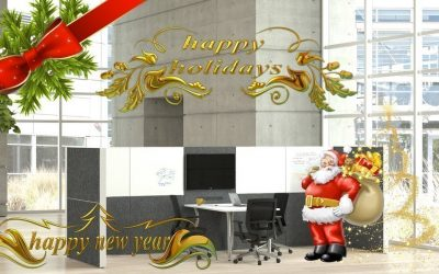 Happy Holidays & Merry Christmas from würk office furniture!