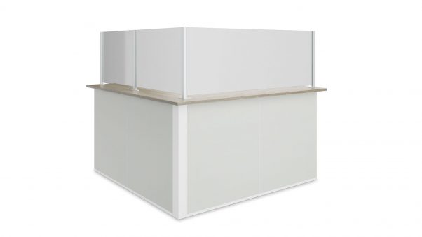 Counter Shield on a white background