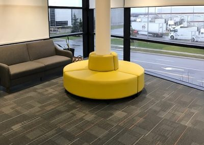 Custom circle Lounge Seating