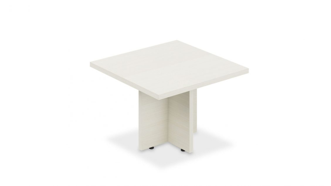 Solo Square Coffee Table 1647 on a white background