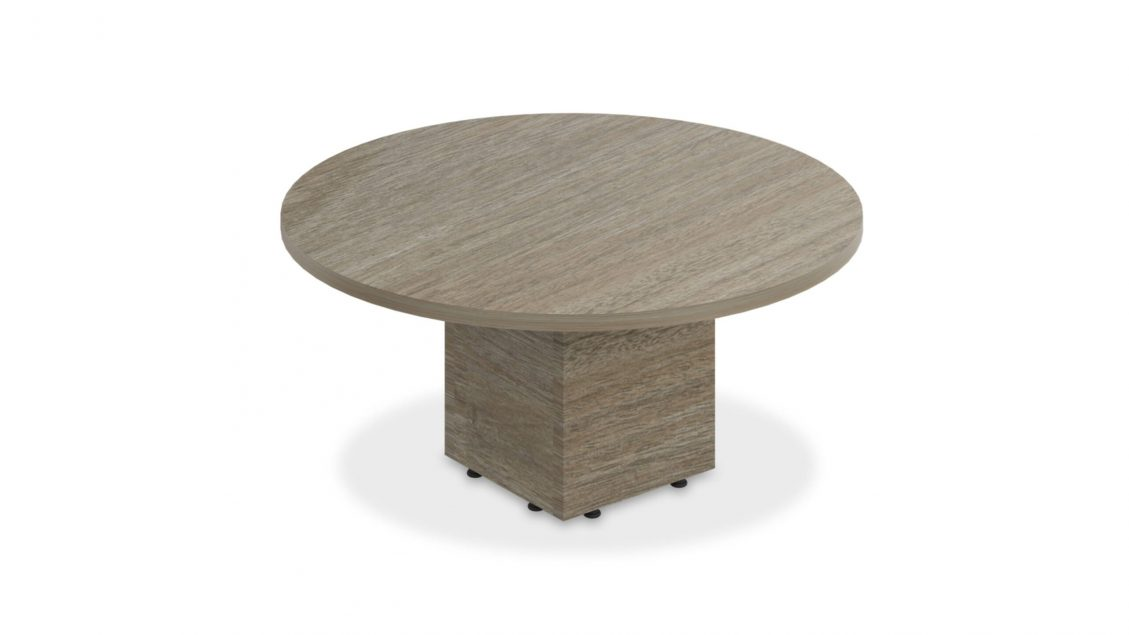 Round Coffee Table 1649 on a white background