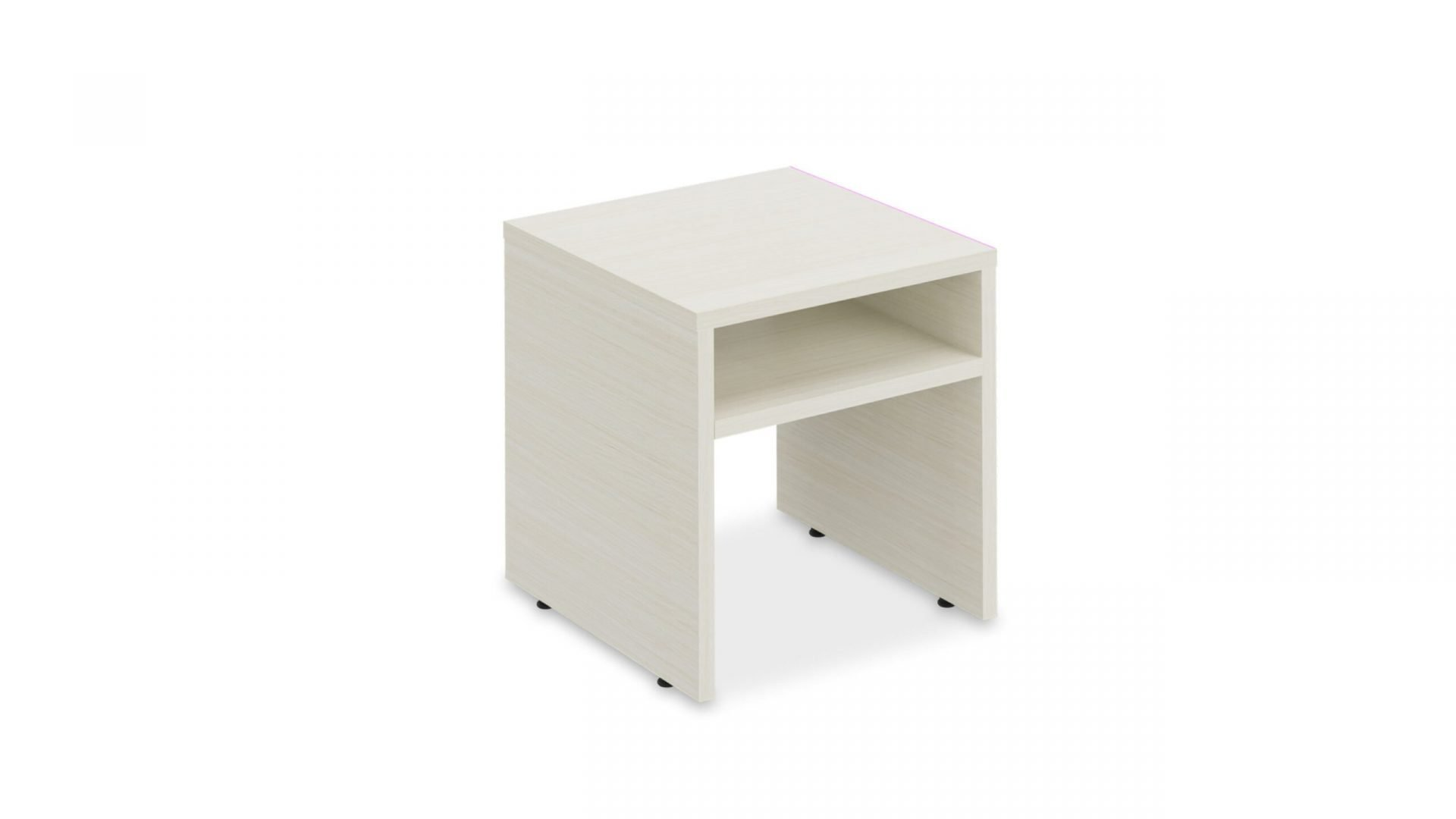 Square Coffee table 1654 on a white background
