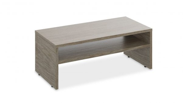 Rectangular Coffee Table 1656 on a white background