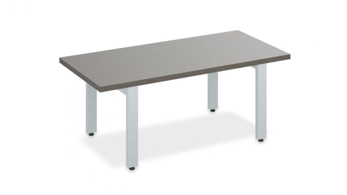 Rectangular Coffee Table 1659 on a white background