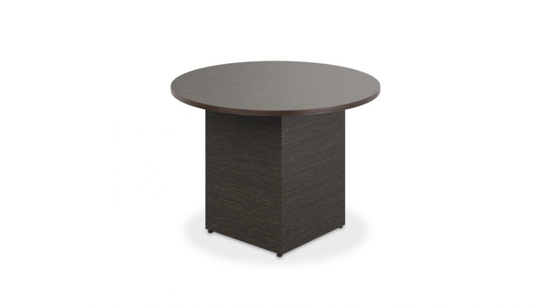 Round Meeting Table 1661 on a white background