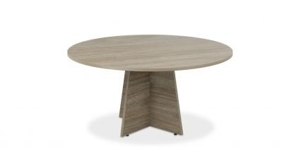 Round Meeting Table 1665 on a white background
