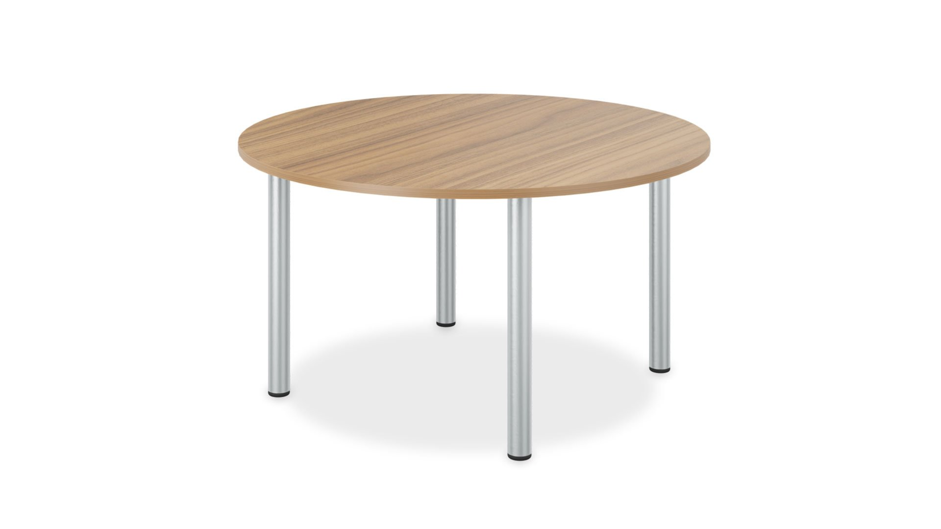Round Meeting Table 1673 with Round Legs