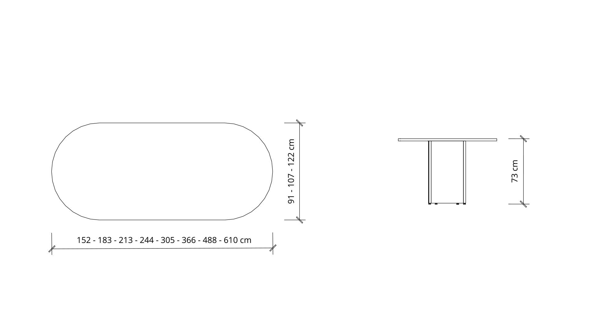 Dimensions of Rectangular Boardroom Table 1384
