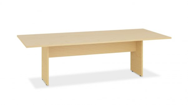 Rectangular Boardroom Table 1388 on a white background