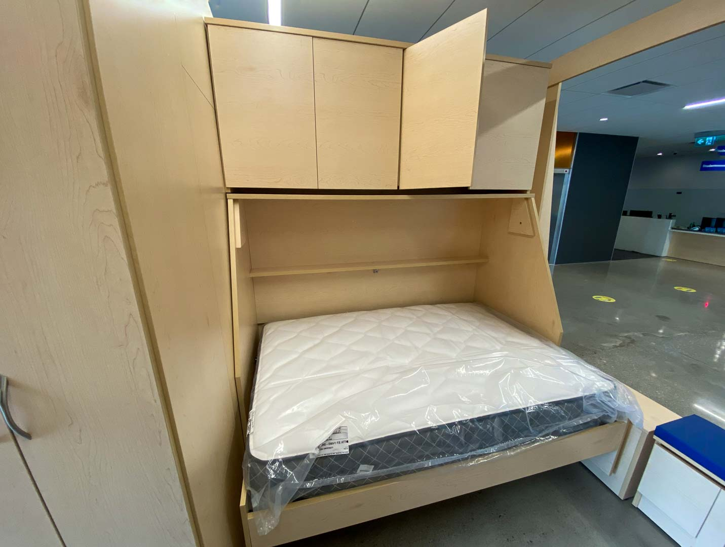 Murphy Bed - Dormitory Furniture