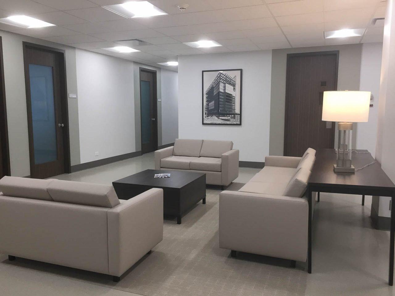 Lounge Chairs and Sofa