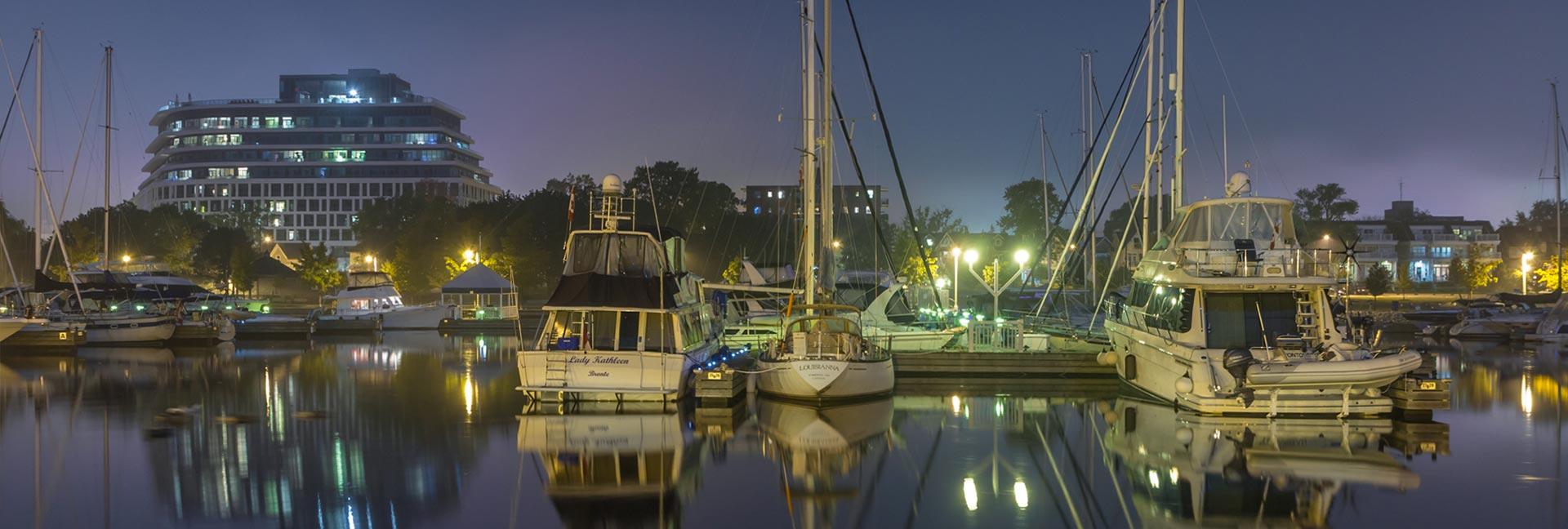 Oakville waterfront
