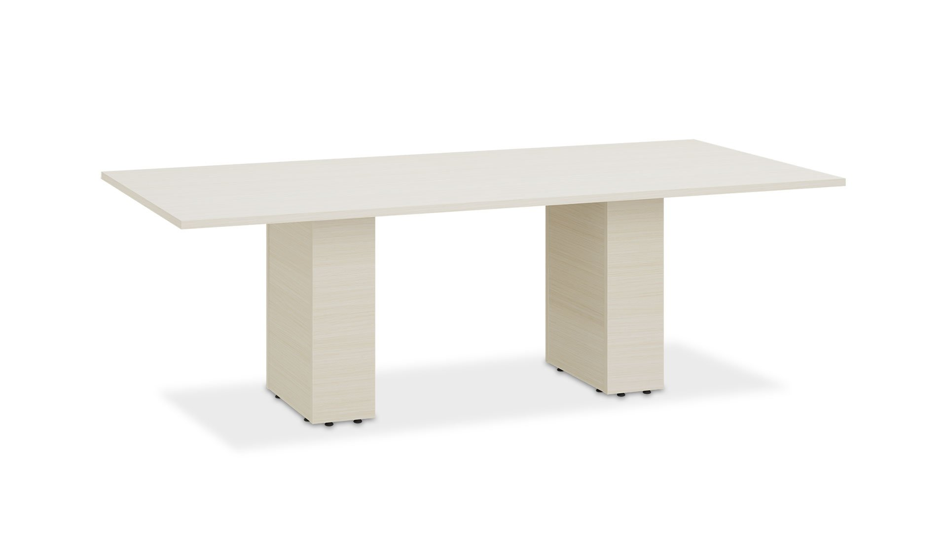 Rectangular Boardroom Table 1398 solo