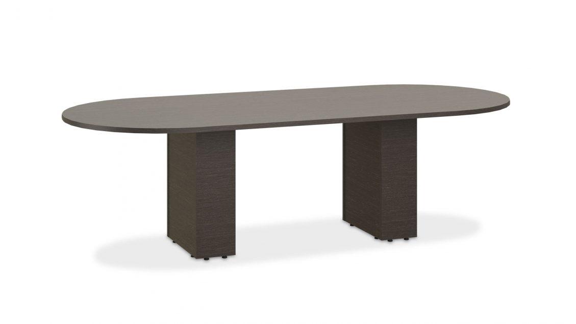Racetrack Boardroom Table 1399 solo