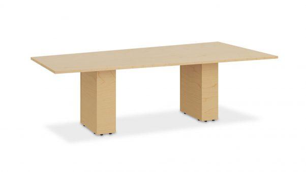 Trapezoid Boardroom Table 1402 solo