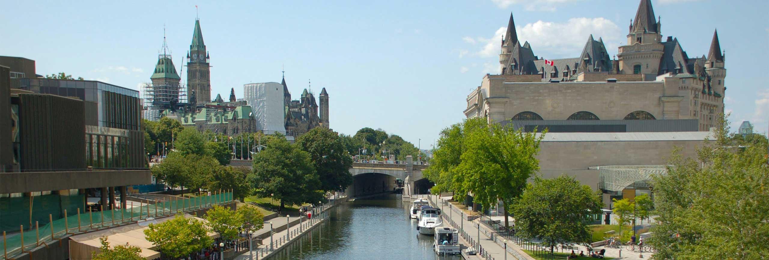Ottawa scenery