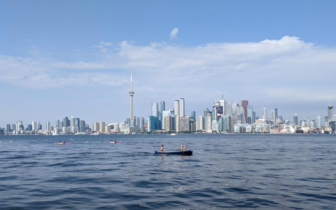 Toronto named the second best future-proof North American city