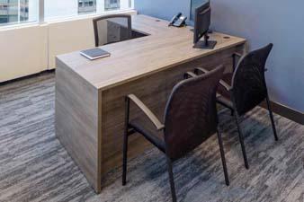 O-Leg Desk