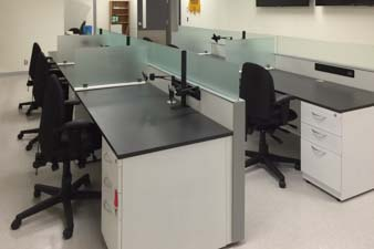 Stations, Custom Screens with Mixed Storage in a data center