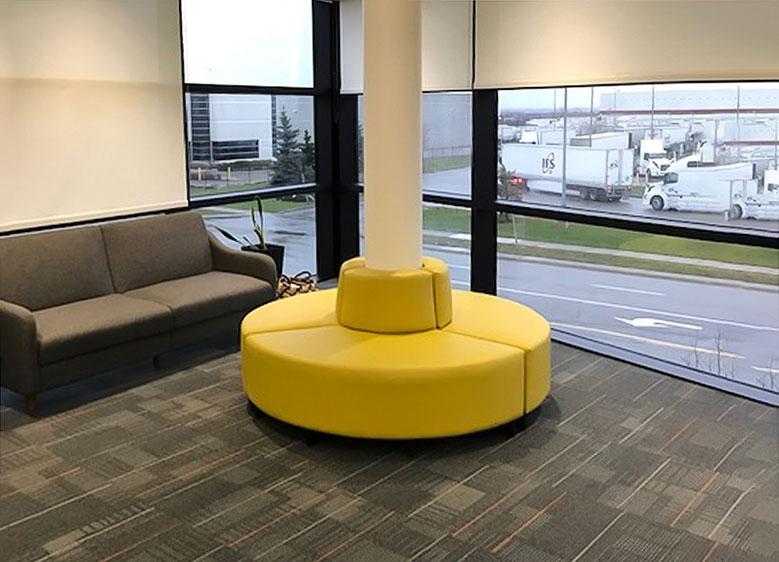 Custom Seating Circle Project