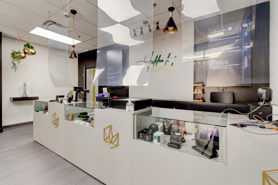 Hidden Leaf Cannabis Co. Project