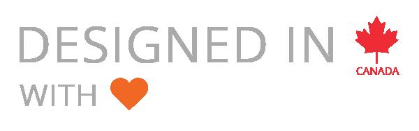 Designed in Canada logo