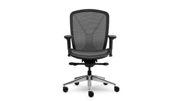 Fluid office chair